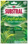 SUBSTRAL® Zöld táprudacskák, 60 db