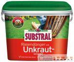 SUBSTRAL® 2 in 1 gyeptrágya gyomirtóval, 5 kg