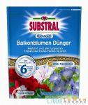 SUBSTRAL® Osmocote® hosszú hatástartamú virágtrágya balkonnövényekhez