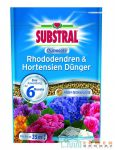 SUBSTRAL® Osmocote® hosszú hatástartamú trágya rododendron, hortenzia és erikafélék számára