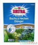 SUBSTRAL® Osmocote® hosszú hatástartamú trágya buxus/tuják/fenyőfélék és sövénynövények számára