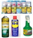 Tisztító-ápoló-kenő anyagok