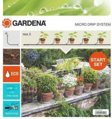 Gardena MD  indulókészlet  cserepes növényekhez S méret