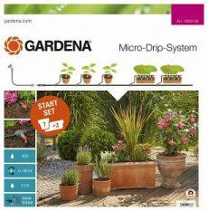 Gardena MD  indulókészlet  cserepes növényekhez M méret