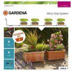 Gardena MD  bővítő készlet  cserepes növényekhez XL méret