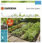 Gardena MD  indulókészlet  virág- és növényágyásokhoz