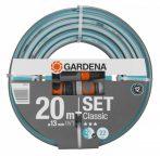 """Gardena Classic tömlő 13 mm (1/2""""), 20 m, rendszerelemekkel"""