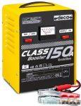 DECA CLASS BOOSTER 150A akkumulátor töltő, gyorsindító, bikázó
