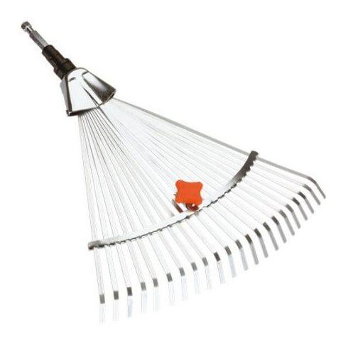 Gardena cs állítható fém lombseprű 35 - 52 cm