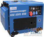 GÜDE Áramfejlesztő GSE 5501 DSG