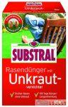 SUBSTRAL® 2 in 1 gyeptrágya gyomirtóval, 0,8 kg