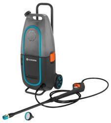 Gardena AquaClean Li-40/60 akkumulátoros magasnyomású mosó készlet akkumulátor nélkül