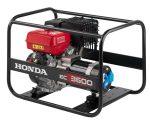 HONDA EC 3600 áramfejlesztő