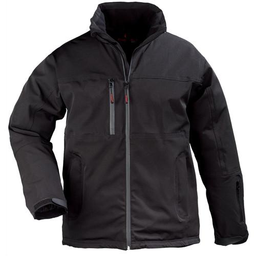 MAX SUMMER kabát antracitfekete 54 Lomen Áruház